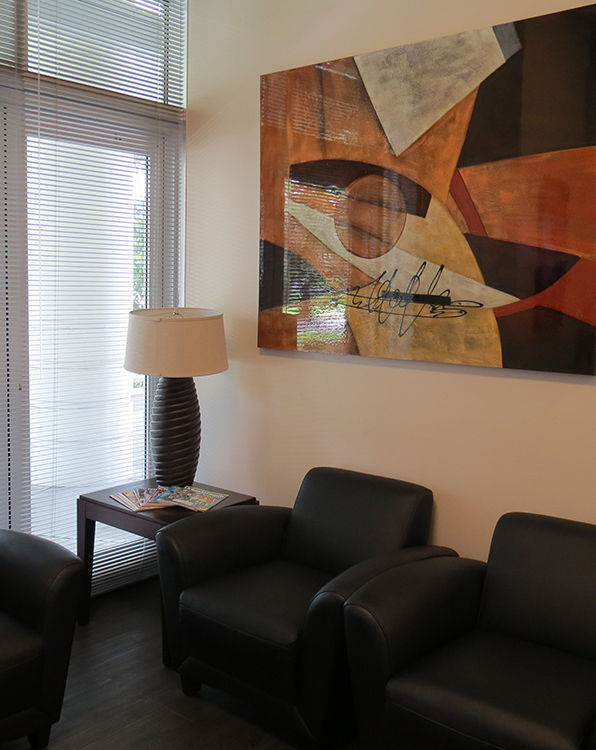 Waiting Room Florida Private Trials and Mediation